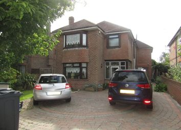 Thumbnail 4 bed detached house to rent in Monckton Road, Gosport