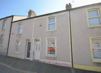 2 bed terraced house for sale in Beach Street, Workington CA14