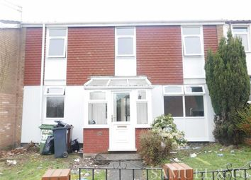 Thumbnail 3 bed terraced house to rent in Harden Road, Walsall