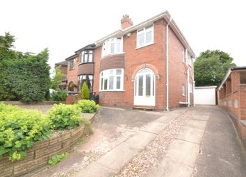 Thumbnail 3 bed semi-detached house to rent in Lincoln Avenue, Clayton, Newcastle