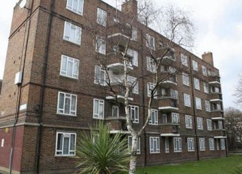Thumbnail 3 bed flat to rent in Whiston Road, London