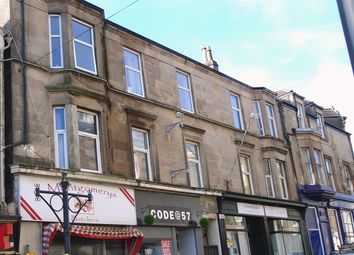 Thumbnail 2 bedroom flat for sale in Argyll Street, Dunoon, Argyll And Bute