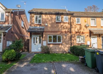 Thumbnail 3 bed end terrace house for sale in Hammond Way, Penylan, Cardiff