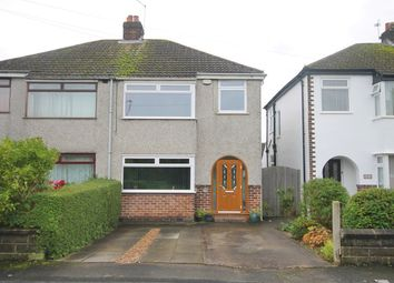 Thumbnail 3 bedroom semi-detached house for sale in Liverpool Road, Great Sankey, Warrington