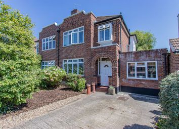 Rowlands Avenue, Pinner HA5. 3 bed semi-detached house