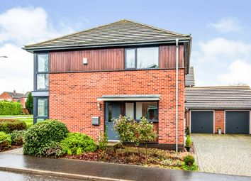 Thumbnail 4 bed detached house for sale in Shire Horse Way, Watton, Thetford