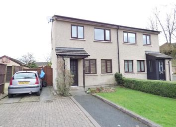 Thumbnail 3 bed semi-detached house for sale in Silverdale Drive, Kendal, Cumbria