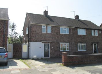 Thumbnail 3 bedroom semi-detached house for sale in Prenton Dell Road, Prenton