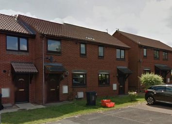 Thumbnail 2 bed terraced house to rent in Toppers Close, Swindon, Wiltshire