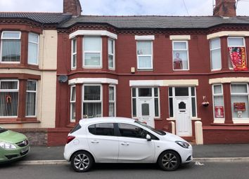 Thumbnail 3 bed terraced house for sale in Redvers Drive, Walton, Liverpool