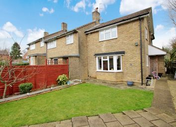 Thumbnail 2 bed end terrace house for sale in White Hart Drive, Hemel Hempstead