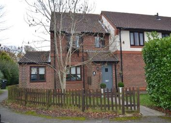 Thumbnail 3 bed end terrace house to rent in Pegasus Close, Hamble, Southampton