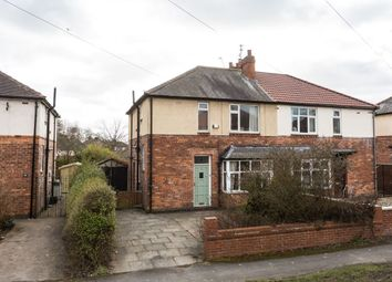Thumbnail 3 bedroom semi-detached house for sale in Tang Hall Lane, York