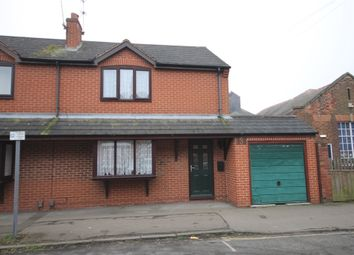 Thumbnail 2 bed semi-detached house to rent in Warburton Street, Newark, Nottinghamshire.