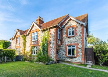 Thumbnail 5 bedroom semi-detached house for sale in Maxwell Cottage, Findon Road, West Sussex