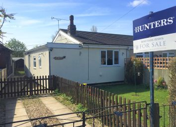 Thumbnail 1 bed semi-detached bungalow for sale in Kent Avenue, Theddlethorpe, Mablethorpe