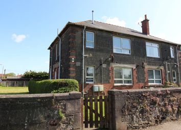 Thumbnail 1 bed flat for sale in Seaforth Road, Ayr