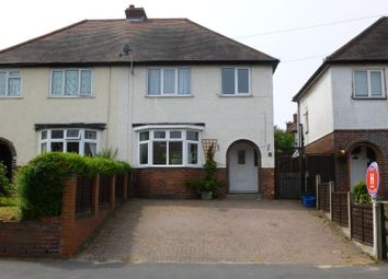 Thumbnail 3 bed semi-detached house to rent in Coles Lane, Sutton Coldfield, West Midlands
