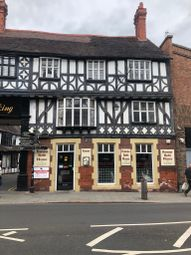 Thumbnail Leisure/hospitality for sale in Wyle Cop, Shrewsbury