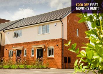 Thumbnail 2 bed semi-detached house to rent in Threadneedle Place, Atherton, Manchester