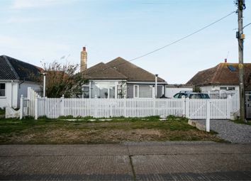 Thumbnail 3 bed detached bungalow for sale in Williamson Road, Lydd On Sea, Romney Marsh, Kent