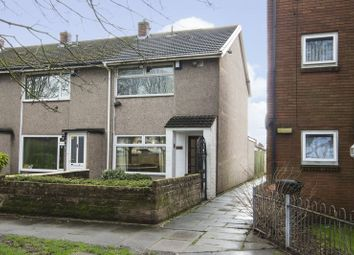 Thumbnail 2 bed terraced house for sale in Colston Court, Newport