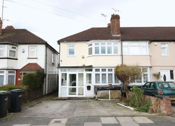 Thumbnail 3 bed terraced house to rent in Dimsdale Drive, Enfield
