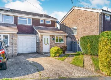 Thumbnail 3 bed semi-detached house for sale in Calmore, Southampton, Hampshire