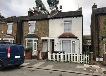 Thumbnail 2 bed semi-detached house for sale in Raynton Road, Enfield