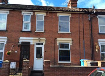 Thumbnail 2 bedroom property to rent in Melville Road, Ipswich