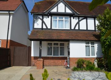 Thumbnail 3 bed semi-detached house for sale in Lower Vicarage Road, Kennington, Ashford