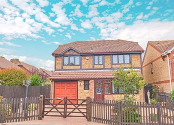 Wilkinson Way, Seaford BN25. 4 bed detached house
