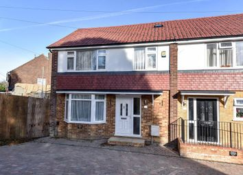 Thumbnail 3 bed terraced house to rent in Deeds Grove, High Wycombe