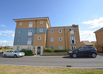 Thumbnail 2 bedroom flat to rent in New Lakeside, Hampton Vale, Peterborough