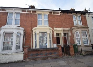 Thumbnail 3 bedroom terraced house to rent in Manners Road, Southsea