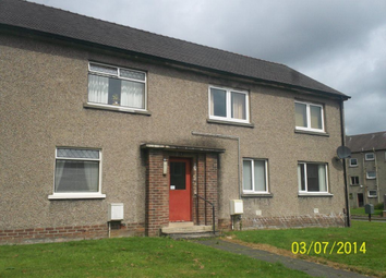 Thumbnail 1 bed flat to rent in Millburn Drive Renfrew, Renfrew