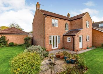 Thumbnail 4 bed detached house for sale in Baliol Croft, Long Newton, Stockton-On-Tees