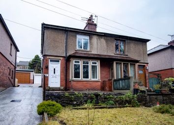 Thumbnail 2 bed semi-detached house for sale in 12 Kebroyd Avenue, Kebroyd, Sowerby Bridge