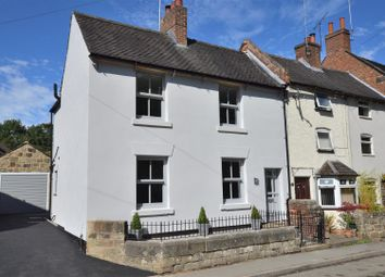 Thumbnail 3 bed cottage for sale in Tamworth Street, Duffield, Belper