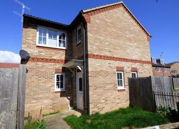 Thumbnail 2 bed end terrace house to rent in Aspen Close, Littlehampton