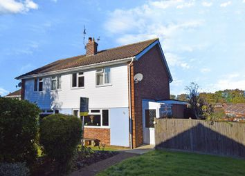 Thumbnail 3 bed semi-detached house for sale in Views Wood Path, Uckfield