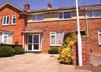 Thumbnail 3 bed terraced house to rent in Bramble Close, Worthing