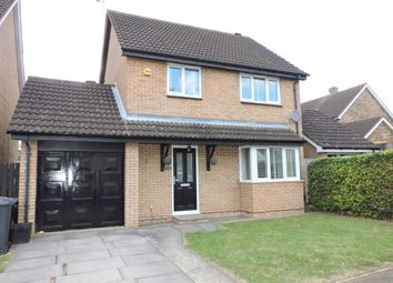 Thumbnail 1 bed detached house for sale in Willenhall Close, Luton