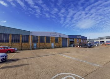 Thumbnail Industrial to let in Unit 6 King George's Trading Estate, Davis Road, Chessington