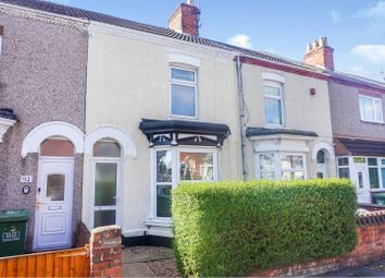 Thumbnail 3 bed terraced house for sale in Granville Street, Grimsby
