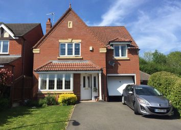 Thumbnail 4 bed cottage to rent in Whimbrel Close, Rugby