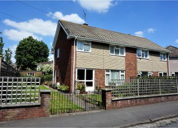 Thumbnail 3 bedroom semi-detached house for sale in The Avenue, St George