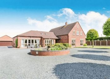 Thumbnail 5 bed detached house for sale in Pinfold Lane, Moss, Doncaster