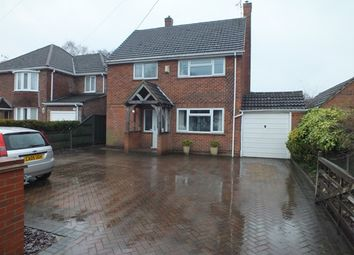 Thumbnail 3 bedroom detached house for sale in Prospect Road, Farnborough