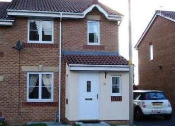 Thumbnail 4 bed semi-detached house for sale in Burnside Way, Northwich